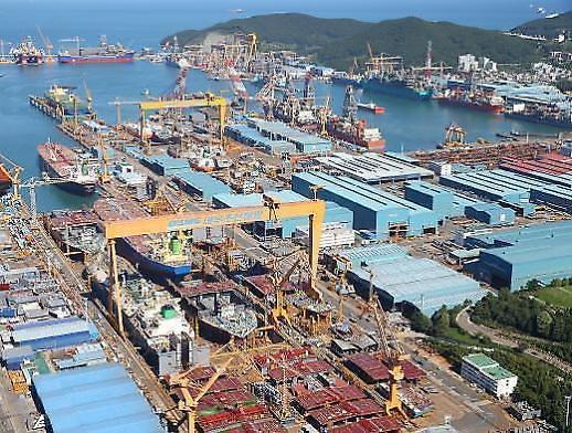 산업은행 현대중공업, 대우조선해양 인수후보자로 확정
