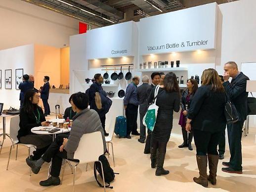 세계 최대 소비재박람회, 독일 암비엔테 빛낸 한국 주방 기업은?