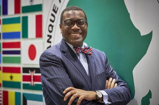 아데시나 아프리카개발은행 총재,  선학평화상 상금 50만 달러 세계기아퇴치재단에 전액 기부
