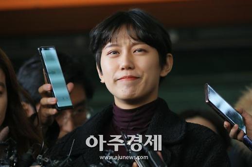 """""""비공개 촬영회서 성추행"""" 폭로한 앙예원, 무고죄는 '무혐의'"""
