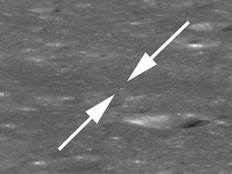 中, 창어4호 착륙지점에 은하수, 직녀 공식 명명