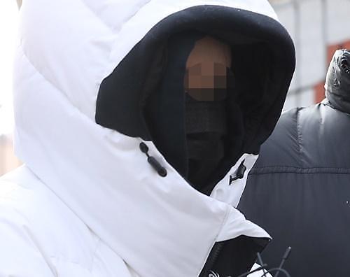 버닝썬 마약 판매 의혹 성추행 주장 A씨, 피의자로 출두