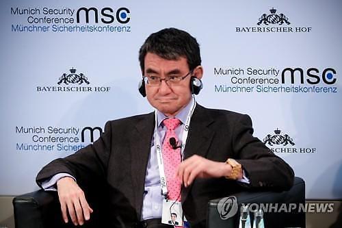 日외무상 한국 정부 비판...문의장 발언 관련 대응 촉구 모르쇠