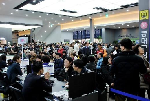 대우산업개발, 동대구 이안 센트럴D 아파트·오피스텔 계약 완료
