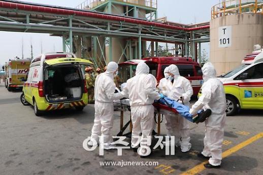 경기도소방 신종감염병 대응 감염관리모니터링 집중센터 구축
