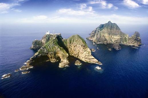 日언론 독도 영유권 주장...한국, 독도에서 불법 해양탐사