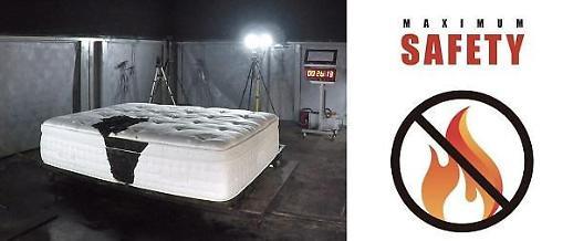 시몬스 침대, 오는 28일까지 난연 매트리스 프로모션 진행