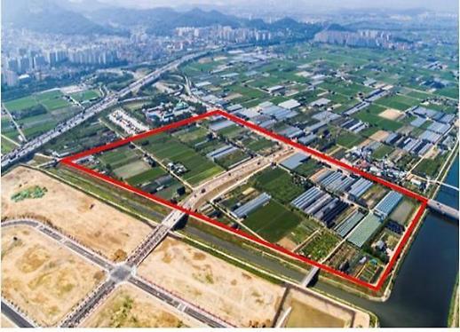 인천 계양구 서운일반산업단지 2단계 사업, 계양스마트산업단지로 이름 변경 본격 추진