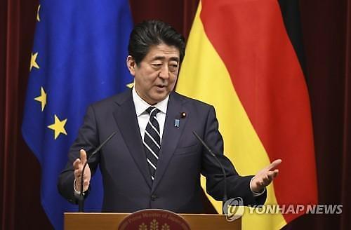 트럼프-아베 20일 전화회담..북핵·납북자 문제 논의할 듯