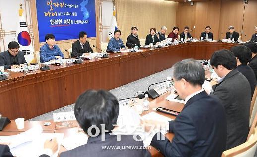 경북도, 공공기관 경영혁신...가시적 성과 창출 주문
