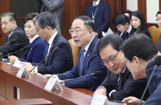 홍남기 내달 세계 최초 5G 개시…올해 안 통신3사 3조원 투자