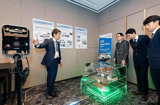 르노삼성, 최대 22Kw 전기차 무선충전 시스템 개발 현황 공개
