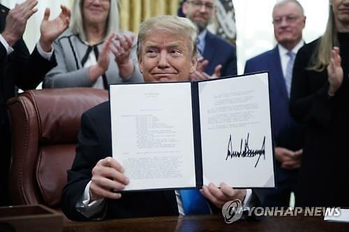 트럼프 우주 담당 군대 창설 요청...중국·러시아 기술력 정조준