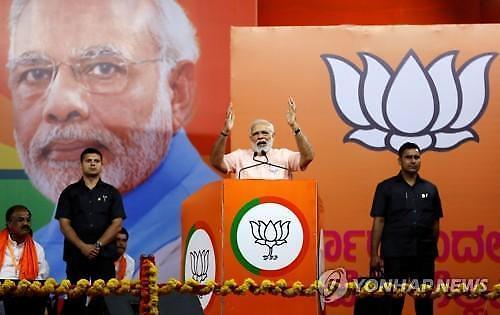 유권자만 8억7500만명...세계 최대 선거 인도 총선 향방은