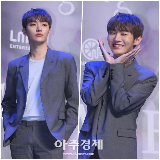 [포토] 윤지성, 성공적인 첫 솔로 데뷔 (aside)