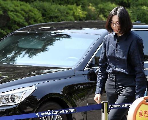 """조현아 변호인 측 """"자녀 학대 사실 아냐…  가정파탄은 남편 알코올 중독 탓"""