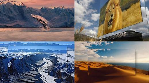 전 세계 21개 지역서 촬영된 LG 올레드 TV 광고 22일 온에어