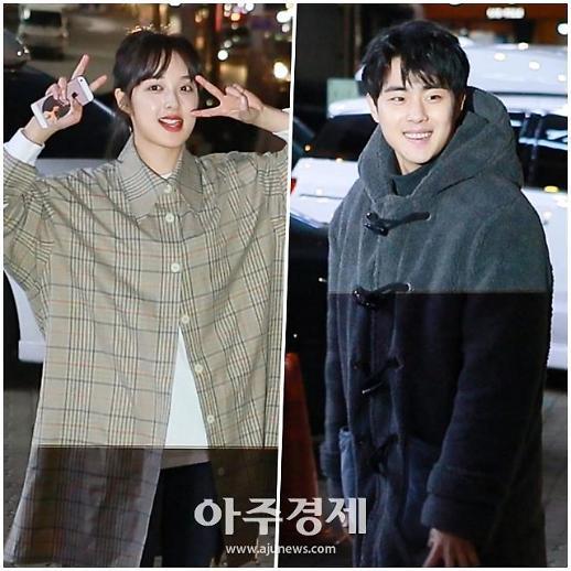 김보라♥조병규 열애 인정, 양 측 소속사 2월 초부터 만나…팬들에 거짓말한 것 아냐