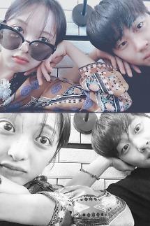 김보라♥조병규 열애, 설마 이때부터? SKY 캐슬 태국 푸껫 커플샷에 눈길