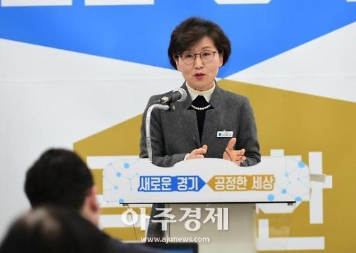 경기도 이화순 행정2부지사,민선7기 중소기업 종합지원 대책 발표