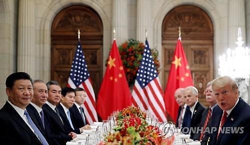 미중, 무역전쟁 핵심쟁점 6개 양해각서(MOU) 작성 시작
