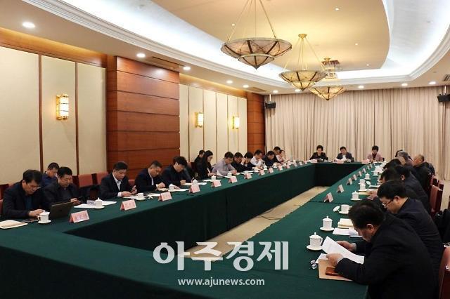 옌타이시 중점 유치 프로젝트 사업 세미나 개최 [중국 옌타이를 알다(357)]