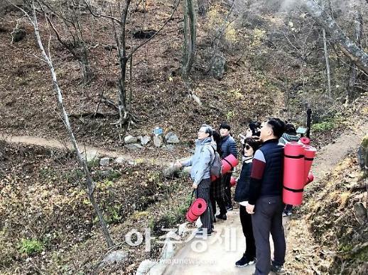 산림복지진흥원, 코레일관광개발과 산림관광 활성화 '맞손'
