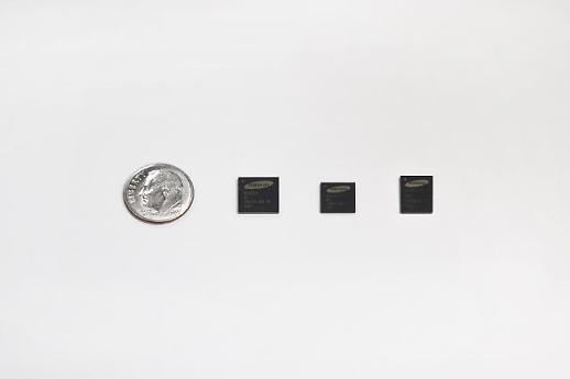 삼성전자, 동전 크기 5G 기지국용 차세대 무선 통신 핵심칩 자체 개발