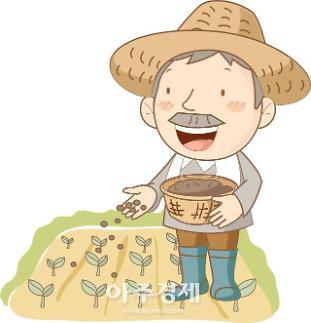 예산군, 4572t 규모 토양개량제 공동살포비 지원