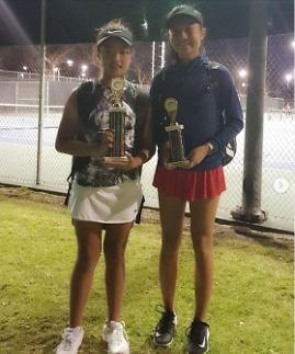 이동국 딸 미국 테니스대회 우승…母 노력에 박수 보내고싶다