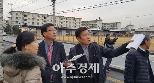 """""""청양지역 2곳에 새로운 노인복지타운 조성"""""""