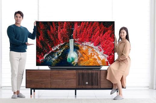 LG전자, 2세대 AI 기술 적용한 2019년형 올레드 TV 출시