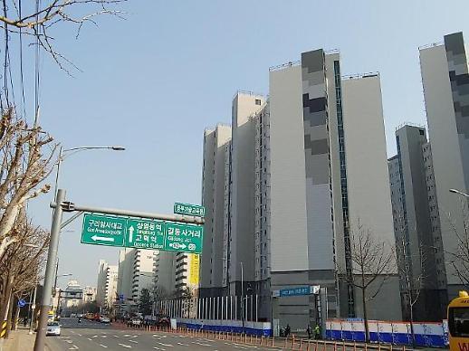 [르포] 재건축 한창 강동구 고덕지구 아파트, 학세권 주목