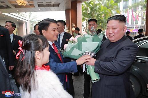 [2차 북미정상회담] 김정은 베트남行, 北경제발전 기대 붐업…인재 등용·과학기술 강조