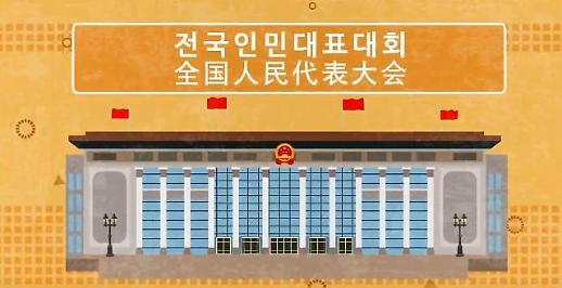 [인민화보]1분만에 이해하는 중국 전국인민대표대회는 무엇일까?