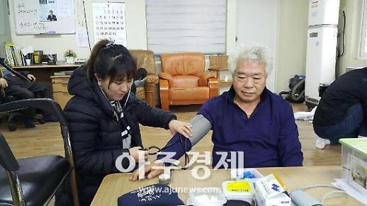 경기 광주시 취약계층 방문건강관리 서비스 집중운영