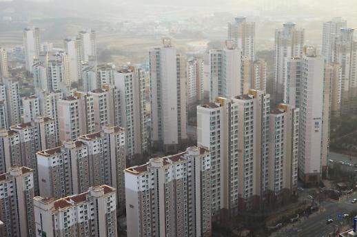 서울 아파트 전셋값 -0.69%…낙폭 10년 만에 최대치