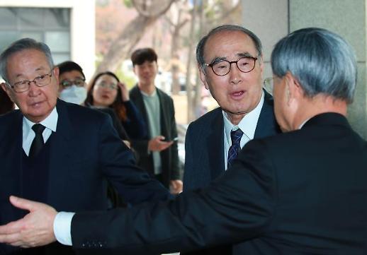 박용곤 두산 명예회장 별세, 빈소에 정·재계 조문 행렬
