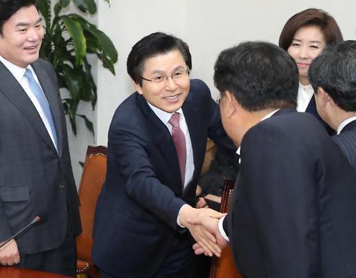 """황교안 """"미세먼지, 북한 때문인지 중국 눈치만 살펴"""""""