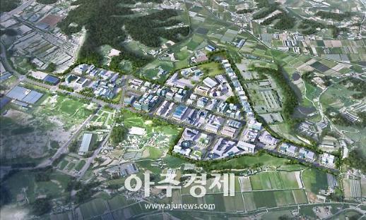 경기도시공사, 안성 기계산업 클러스터 본격 추진