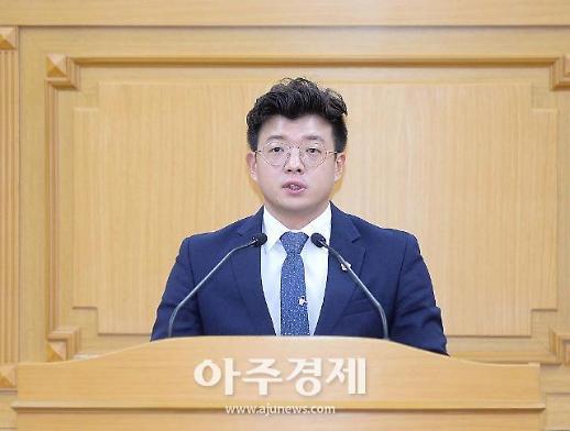 파주시의회 목진혁 의원, 파주시 로컬푸드 육성 및 지원에 관한 조례안 대표발의