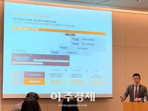 상장 앞둔 미래에셋벤처투자, 청약경쟁률 1021.77대 1 기록