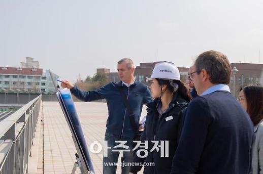 세계 수영연맹 나라들 광주방문 잇따라