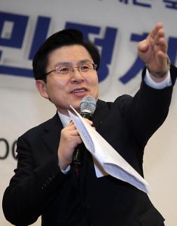 """황교안, 창원 산업현장 방문...""""정부 탈원전 정책 막을 것"""""""