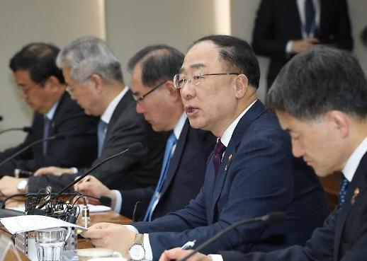 홍남기, 평택-익산 고속도로 등 12조6000억원 민자사업 올해 착공