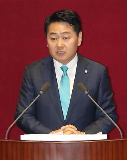 김관영 한국당 반헌법적 선거제 제안…패스트트랙 진행할 것