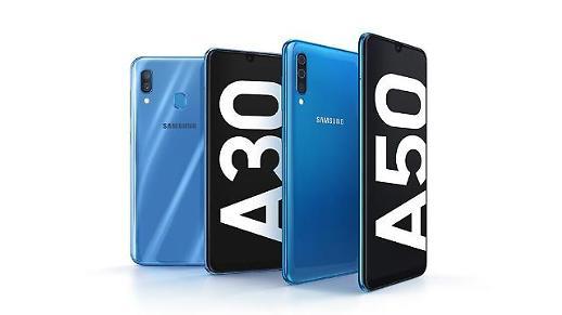 삼성 갤럭시A 시리즈 출시···글로벌 중저가폰 시장 공략