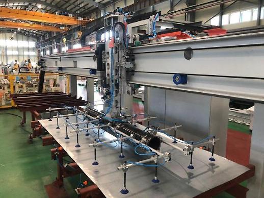 현대로템, 고속 프레스 소재 공급장치 국내 최초 개발
