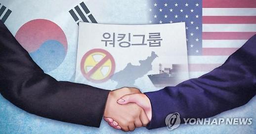 외교부 한미워킹그룹, 남북협력 제반현안 논의...화상상봉 제재면제 마무리