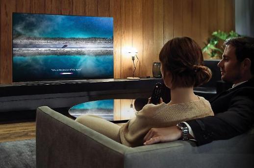 LG 올레드 TV, iF 디자인 어워드 금상 수상